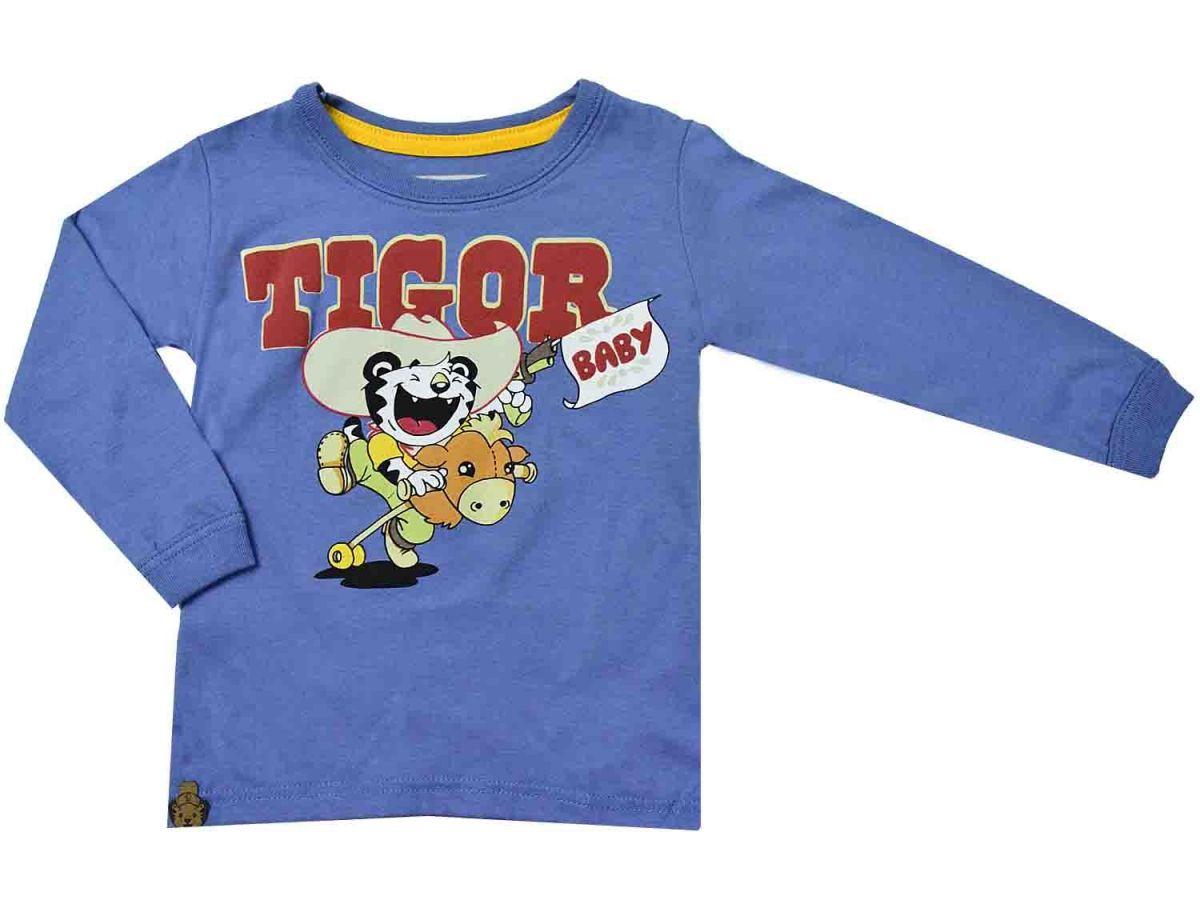 Camiseta Manga Longa Tigor T. Tigre 10201791