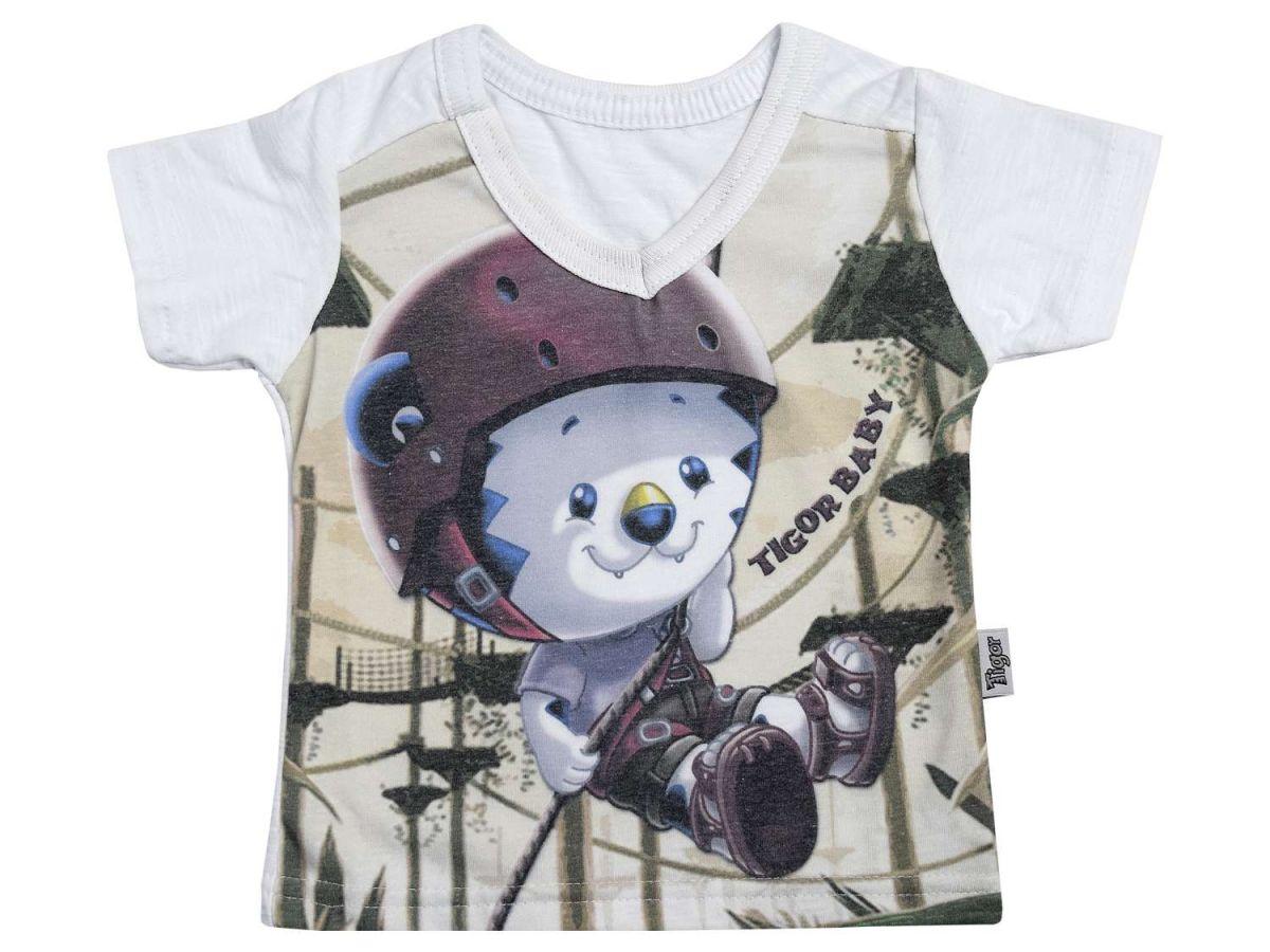 Camiseta Tigor T.Tigre Rapel