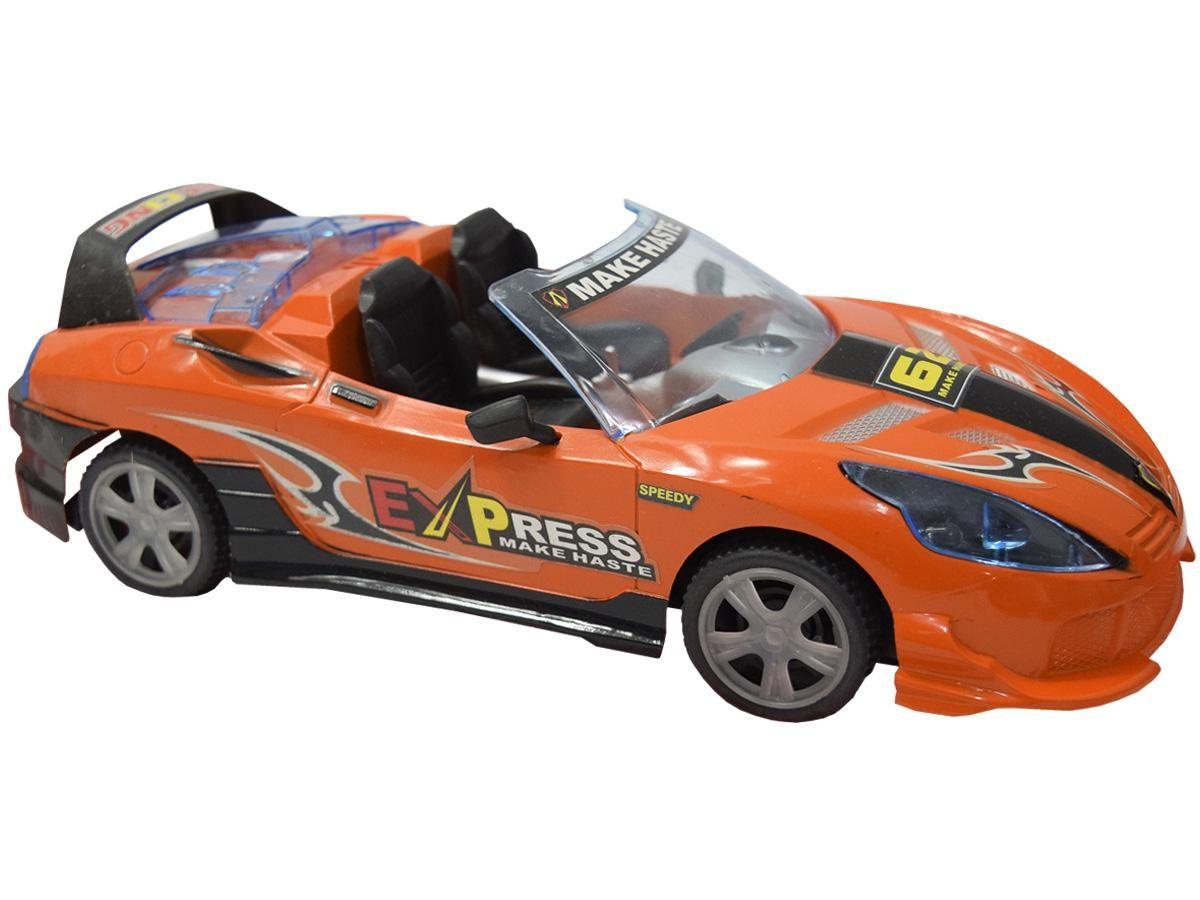 Carrinho Bate e Volta Super Conversível Fenix 828