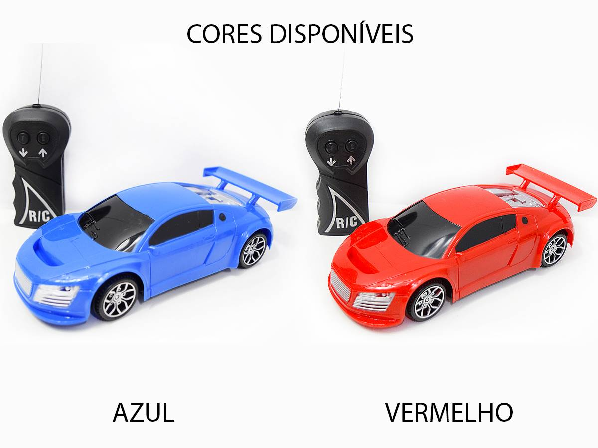 Carrinho Controle Remoto Drift Racing Zoop Toys