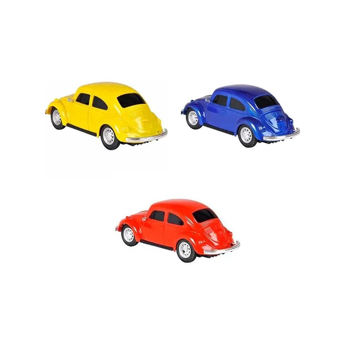 Carrinho Controle Remoto Fusca 7 Funções VW01