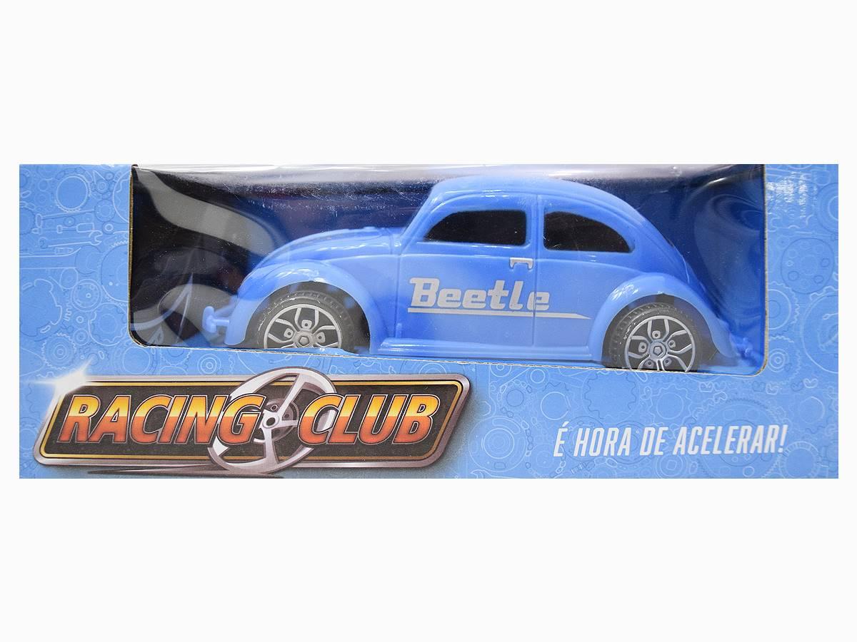 Carrinho Fusca Controle Remoto Racing Club 3 Funções Zoop Toys