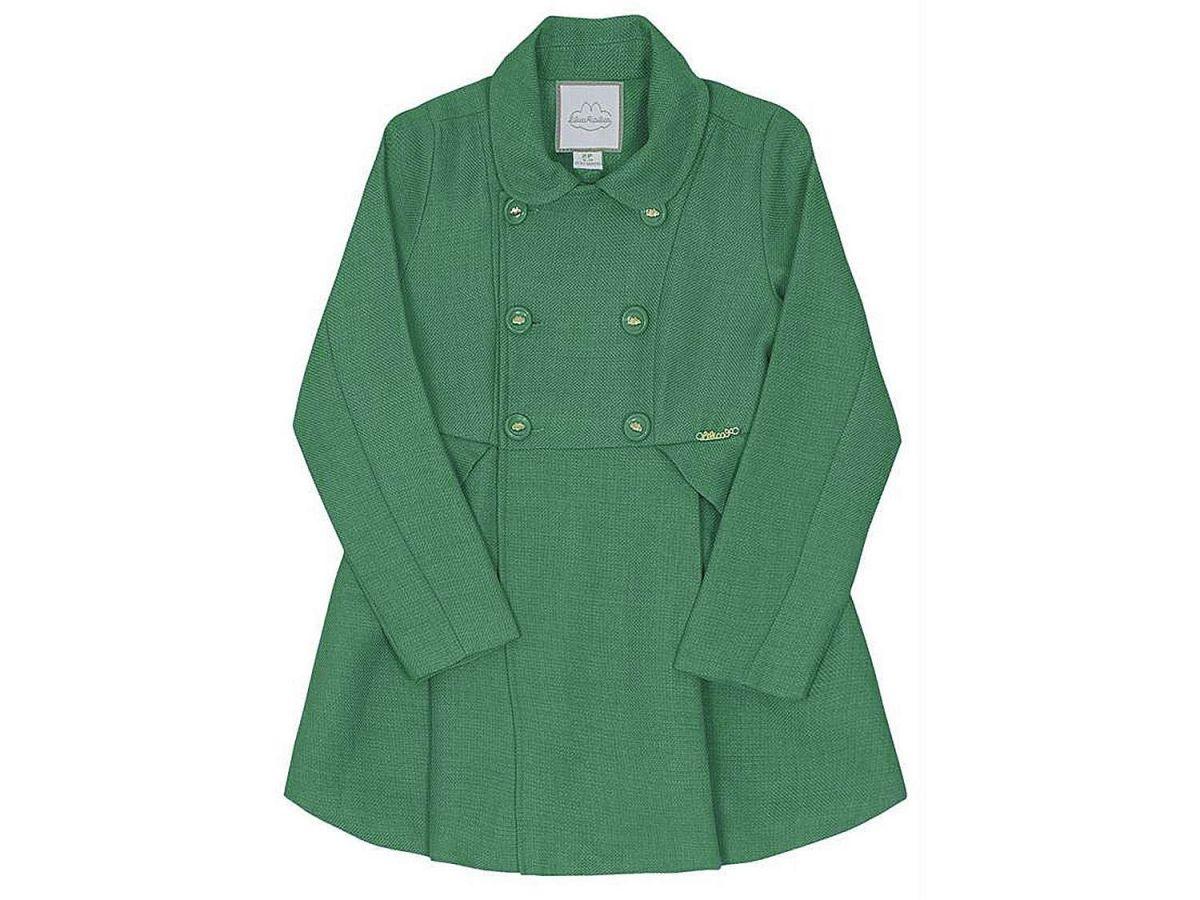 Casaco Verde Lilica Ripilica