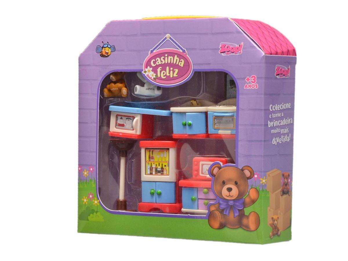 Casinha Feliz Zoop Toys ZP00242