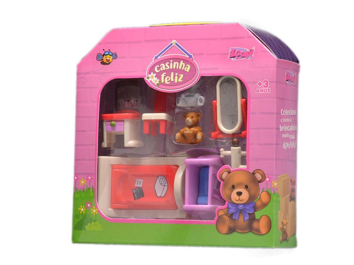 Casinha Feliz Zoopy Toys ZP00243