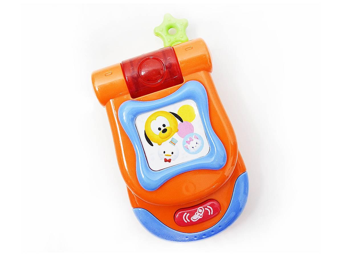 Celular Musical Do Bebê Com Som Dos Animais Zoop Toys