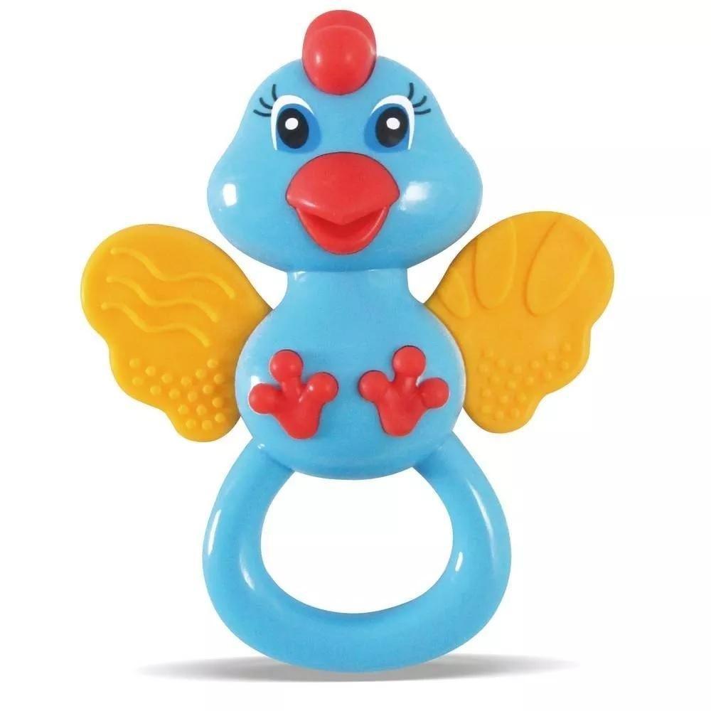 Chocalho Passarinho Zoop Toys ZP00143