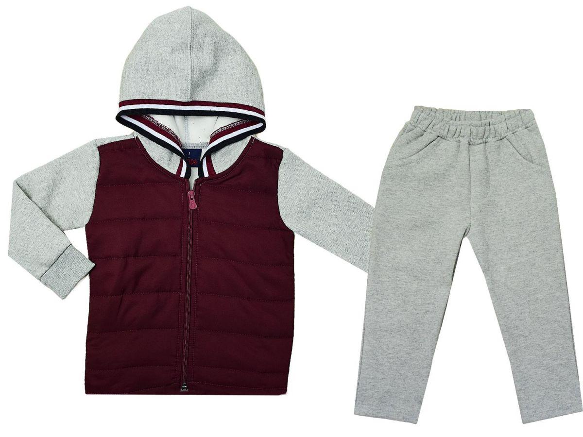 Conjunto Blusa e Calça Moletom Masculino Le Petit 61300