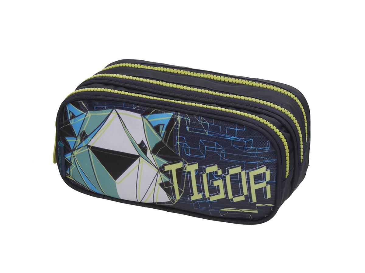 ESTOJO TRIPLO XP TIGOR T.TIGRE