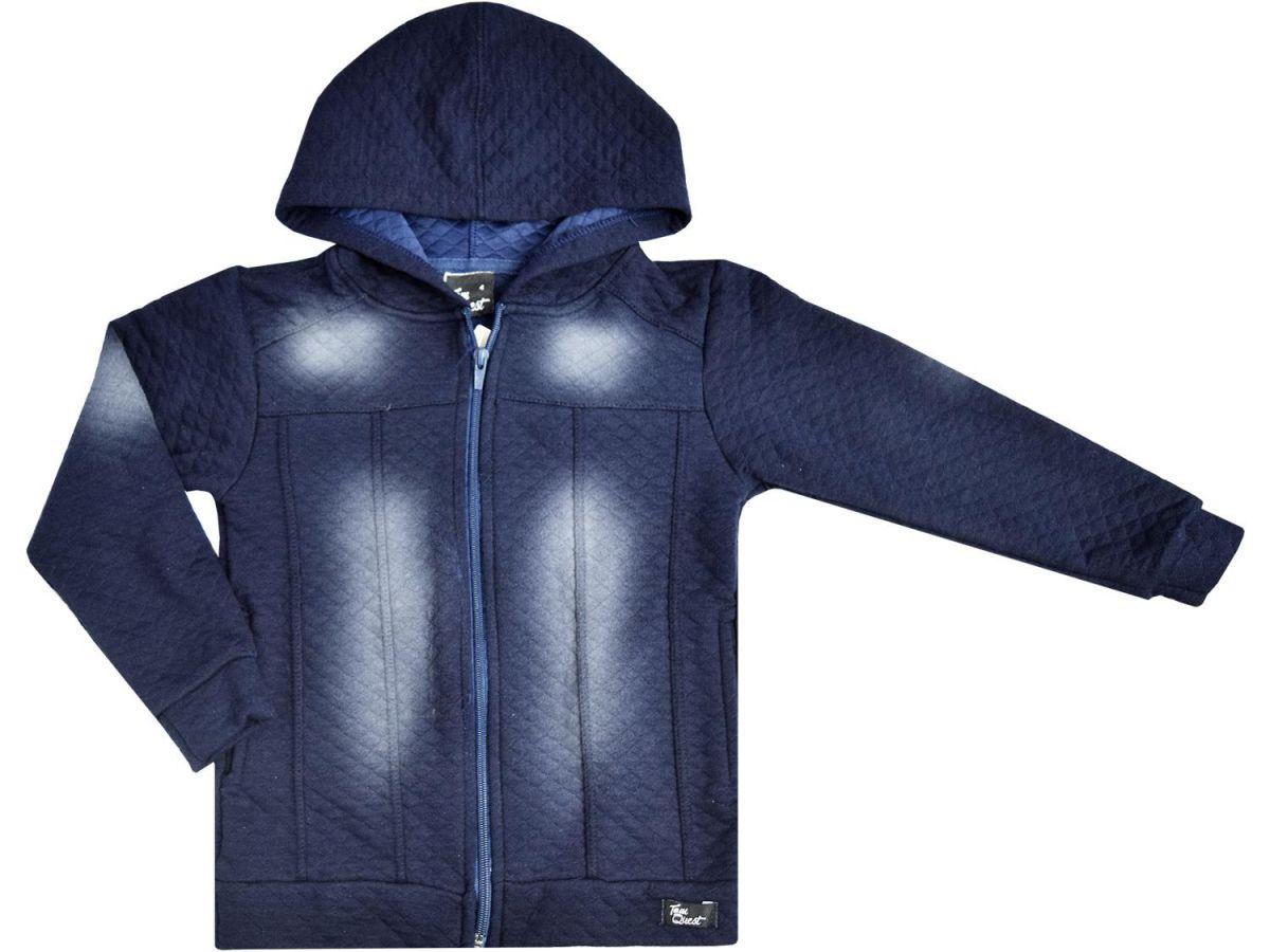Jaqueta Azul Tom Quest