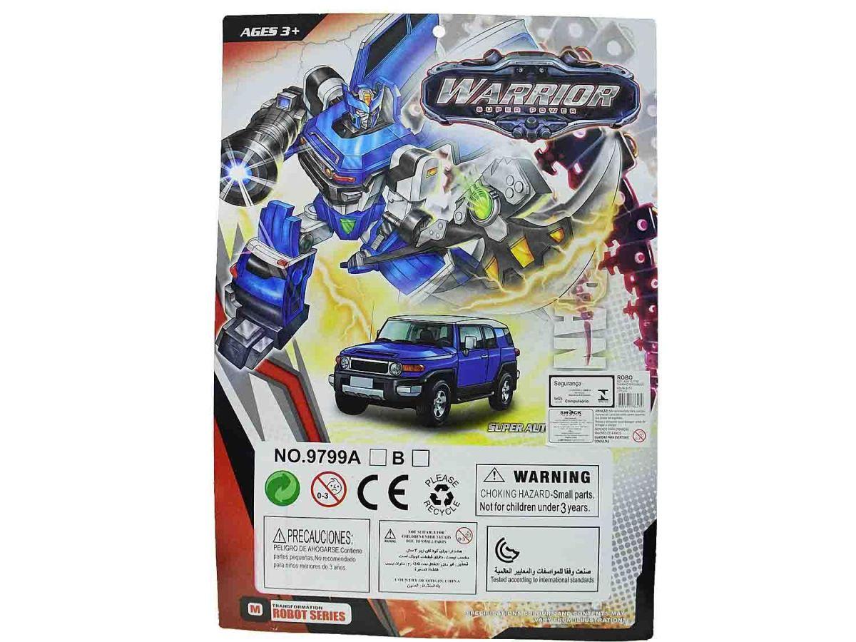 Jeep Robot Warrior ASH153746