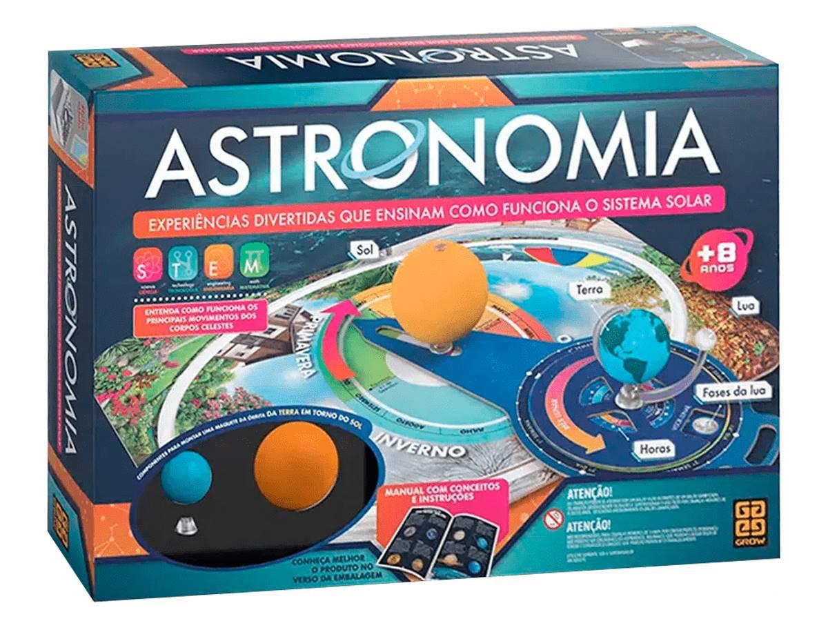 Jogo de Ciências Astronomia Grow Original