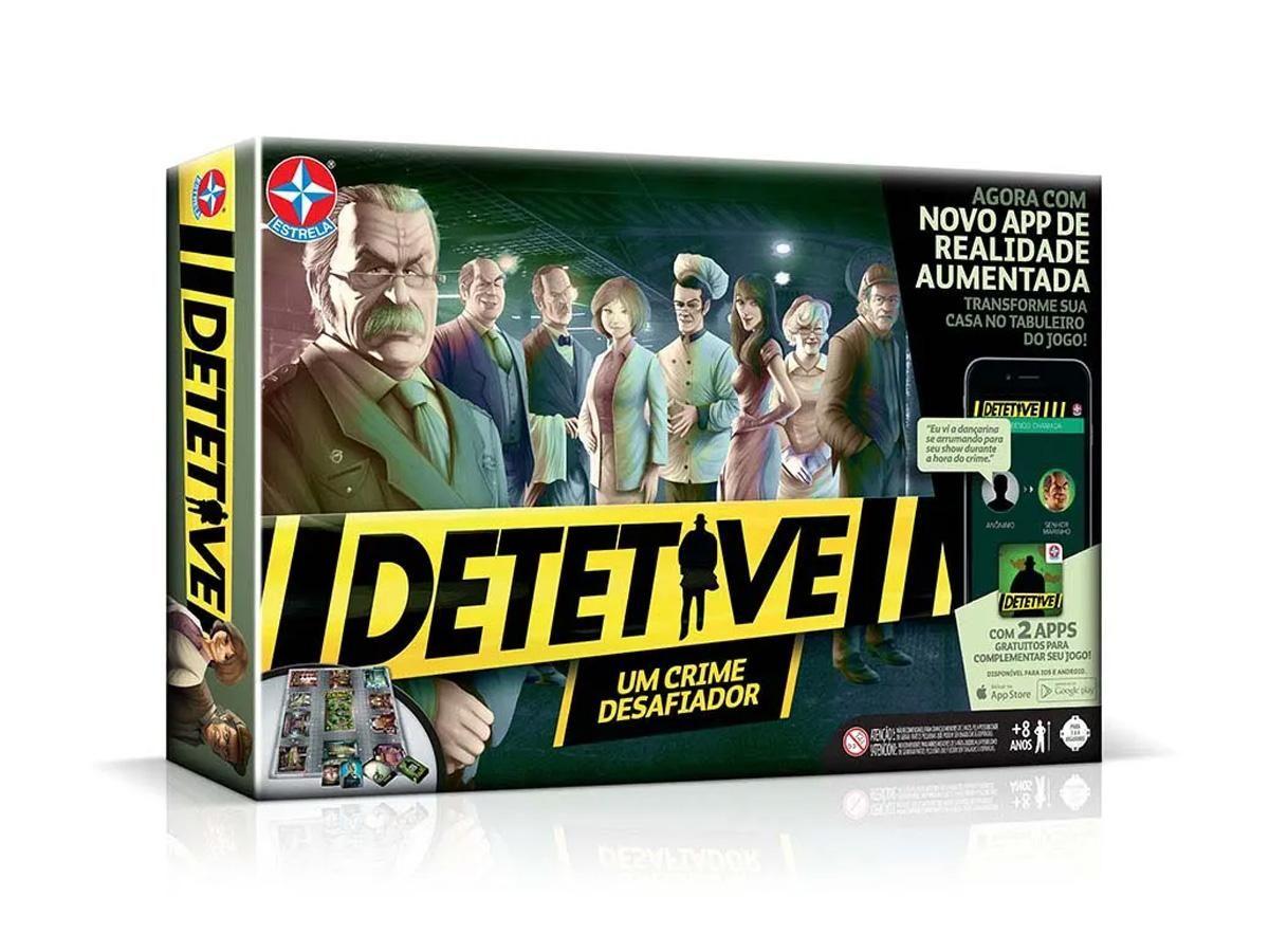 Jogo Detetive com Aplicativo Estrela 1201602900039
