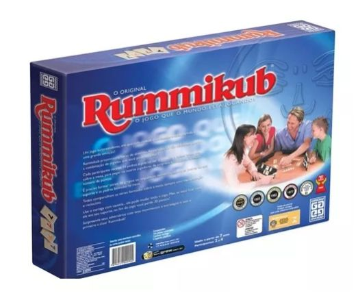 Jogo Rummikub Grow Original