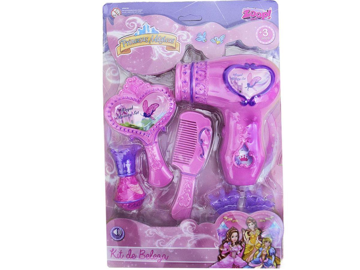 Kit de Beleza Princesas Magicas Zoop Toys ZP00201