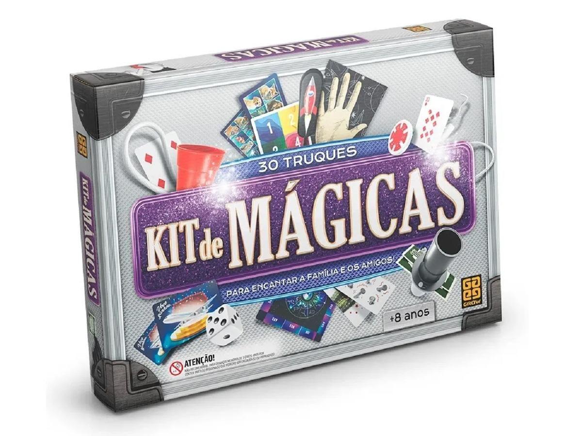 Kit de Mágicas com 30 truques Grow 02525