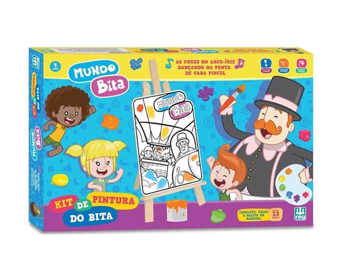 Kit de Pintura Mundo Bita 0694