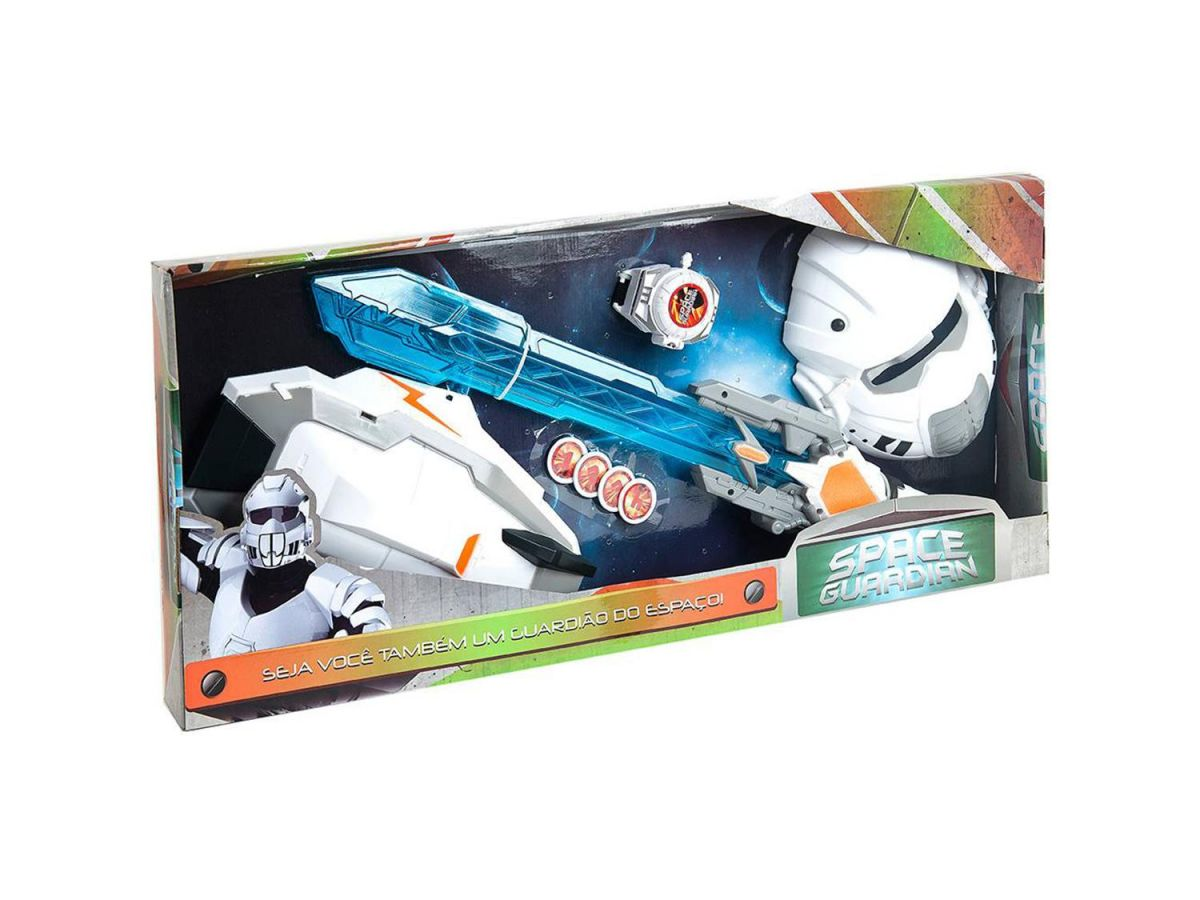 Kit Space Guardian  Zoop Toys ZP00093