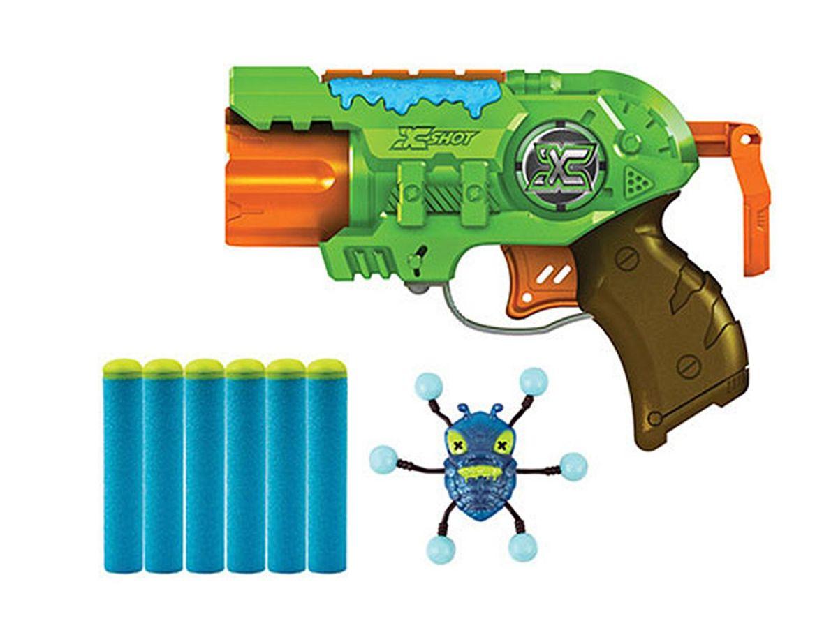Lançador de Dardos Bug Attack Predator 3 Disparos - Candide