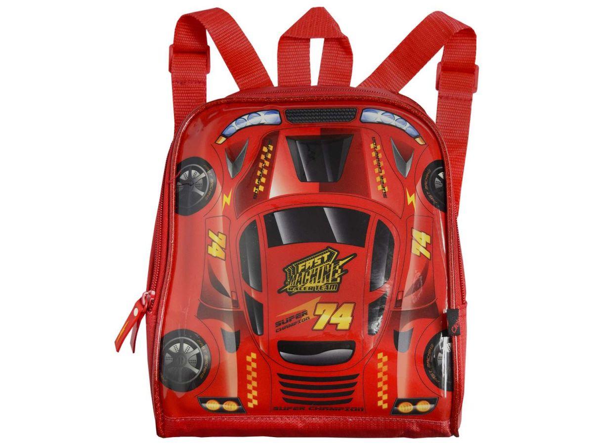 Lancheira Race Car Vermelha Clio Style
