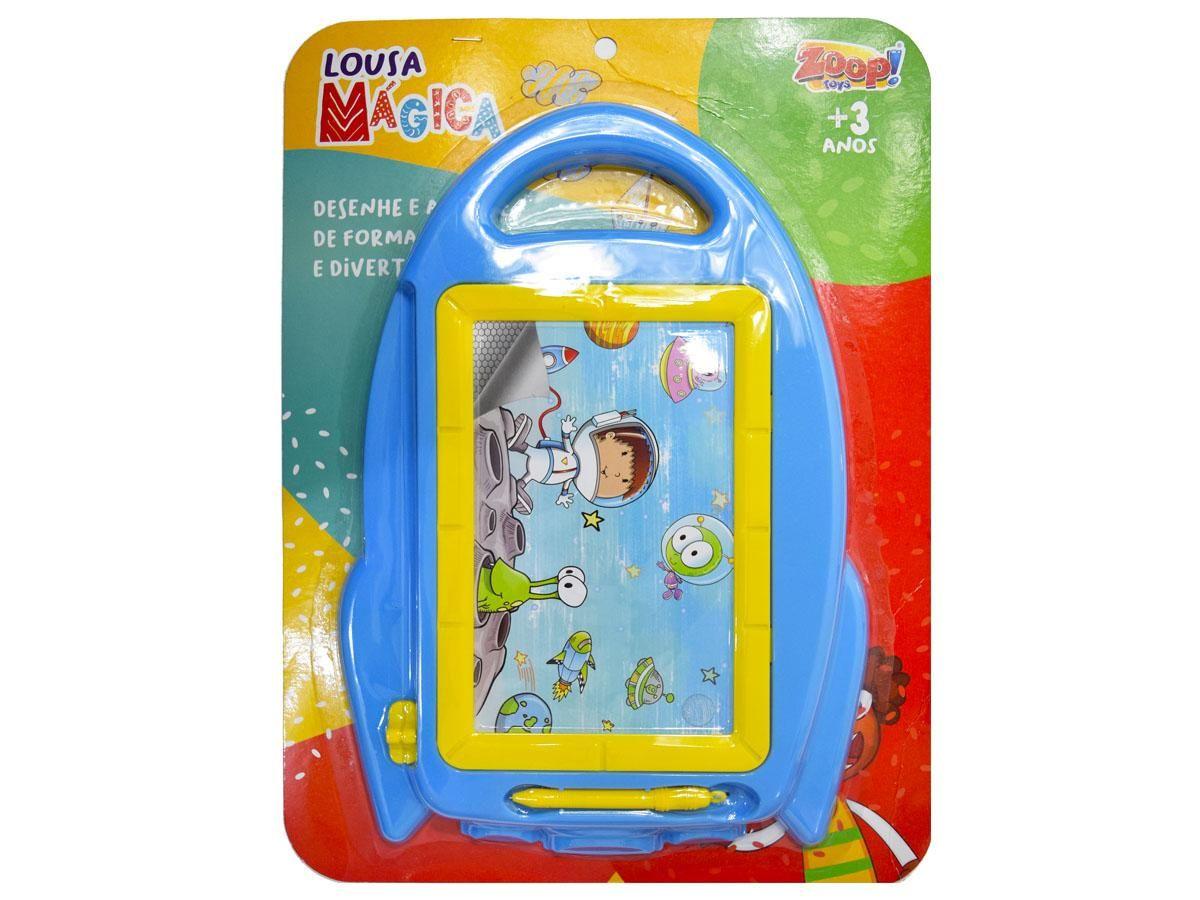 Lousa Mágica Foguete Zoop Toys ZP00480