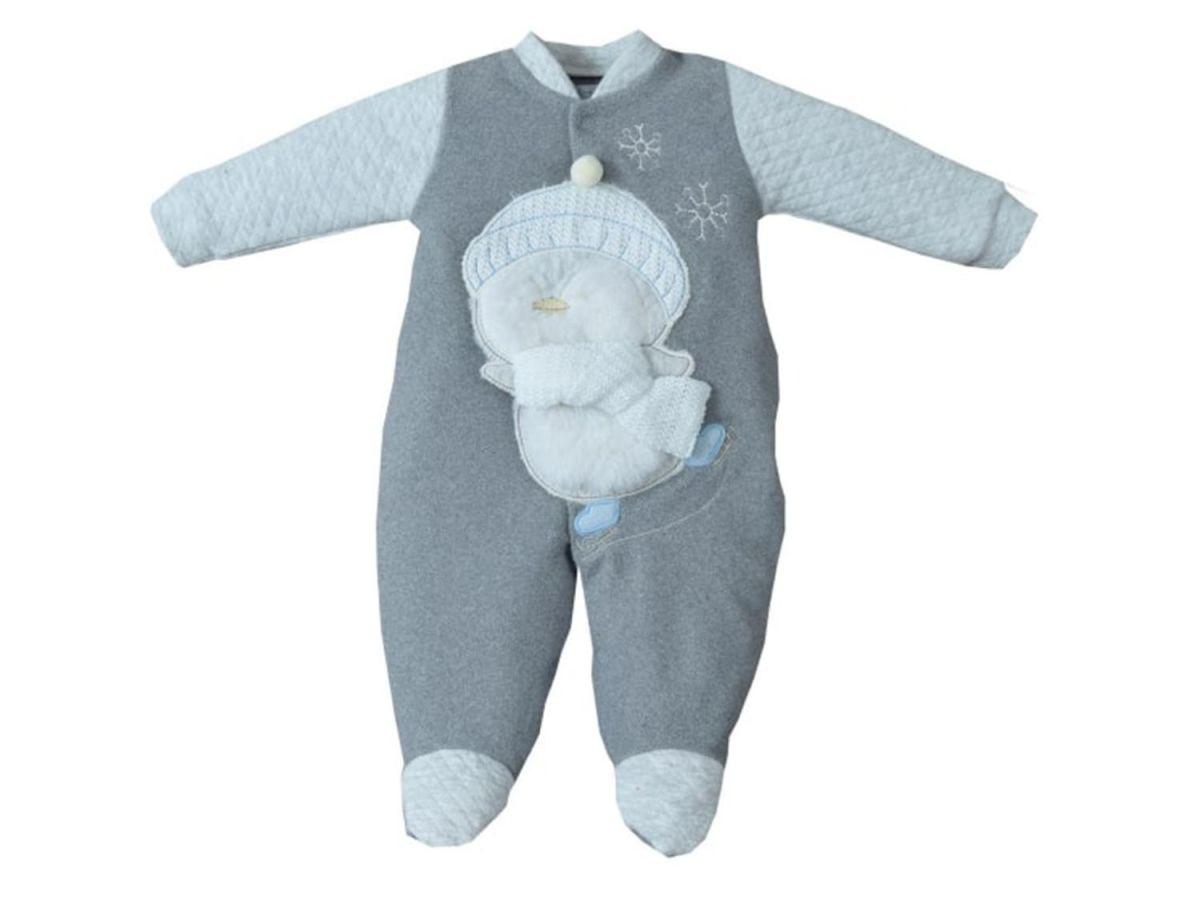 Macacão Pinguim Masculino Upi Uli 8388