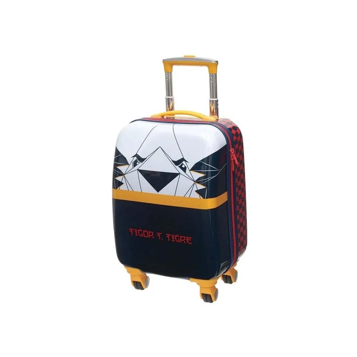 Mala de Viagem Escolar Tigor Travelling 6770501