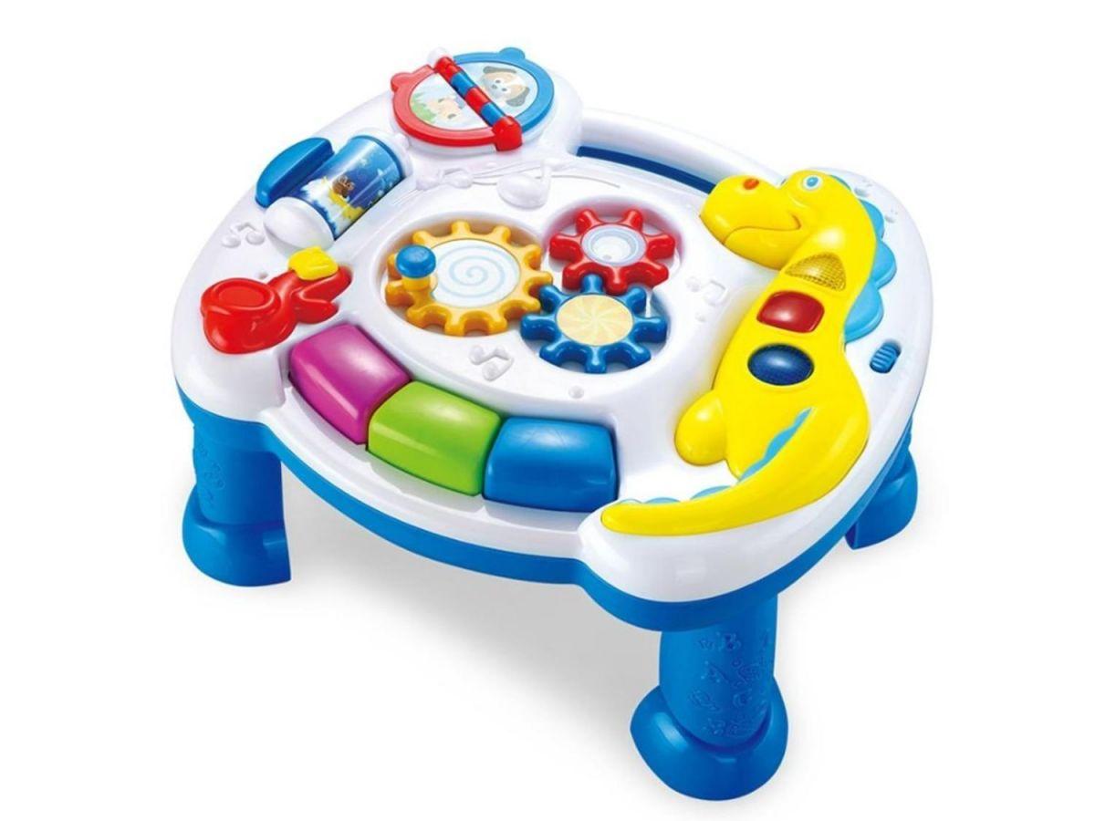 Mesinha de Atividades Zoop Toys ZP00043