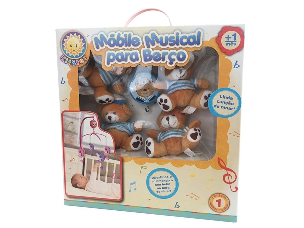 Móbile Musical para Berço Marinheiro 415D