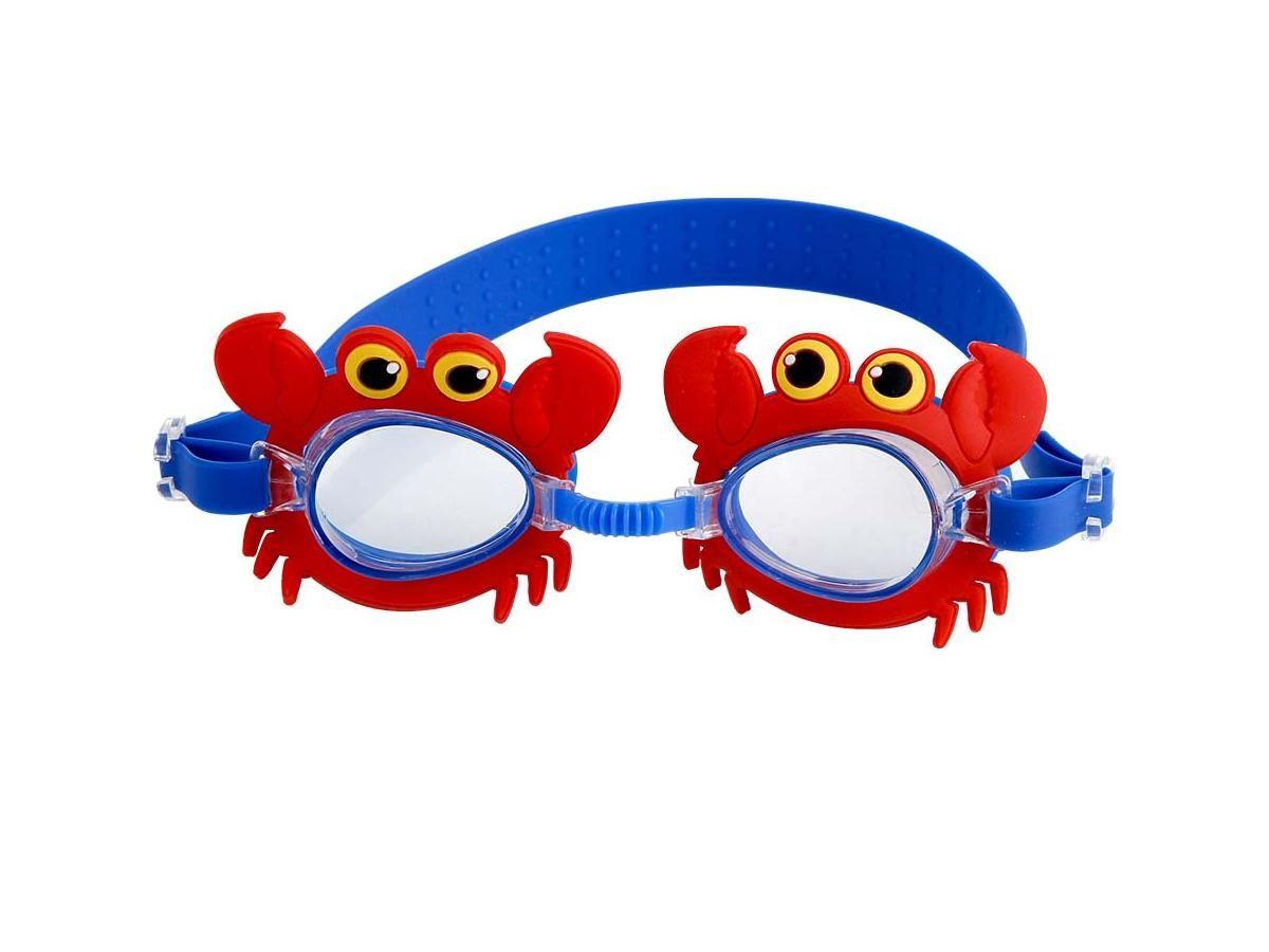 Óculos de Natação Divertido com Estojo DMS5692