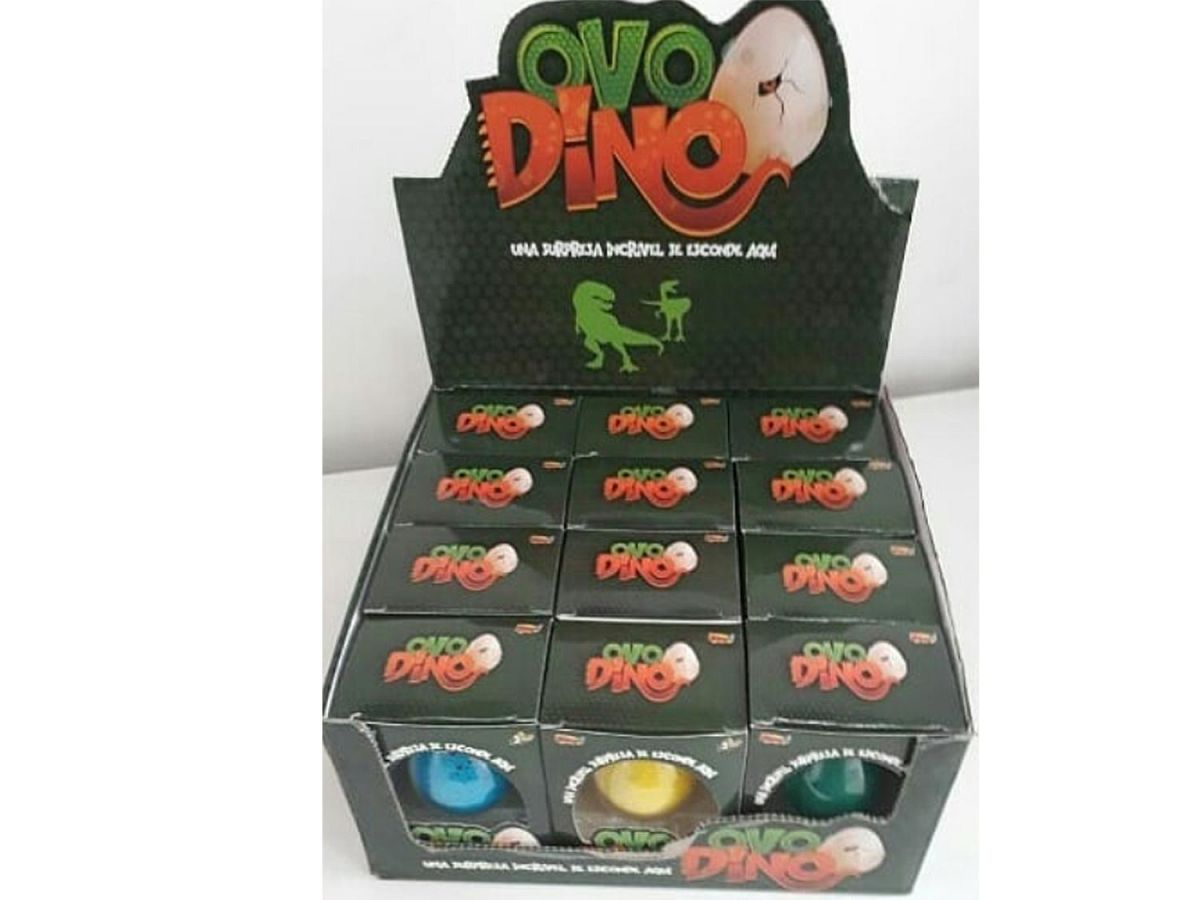 Ovo Surpresa Dino Zoop Toys ZP00192