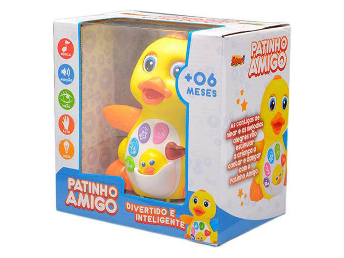 Patinho Amigo Zoop Toys ZP00070