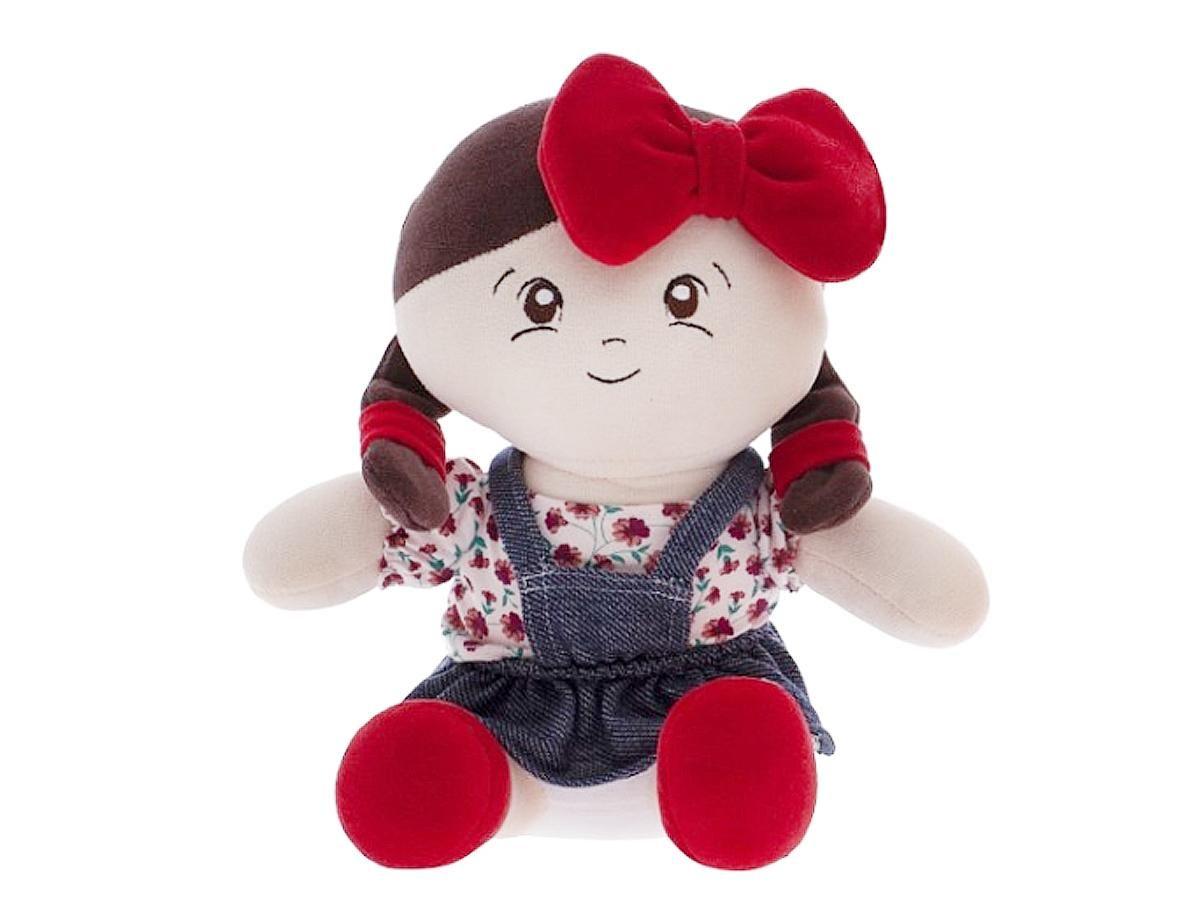 Pelúcia Boneca Alice Zip Toys 910563