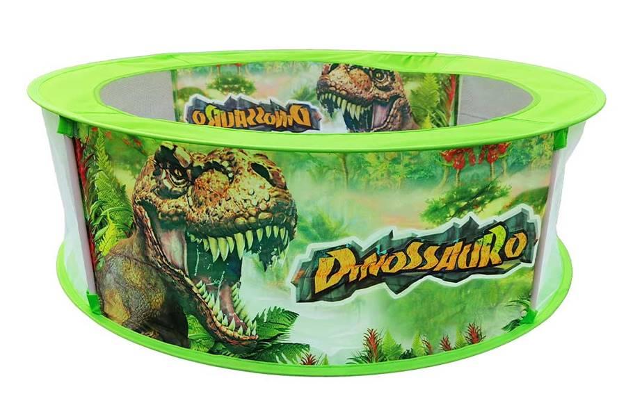 Piscina Divertida P/ Bolinhas e Brinquedos Dinossauros DMT6089