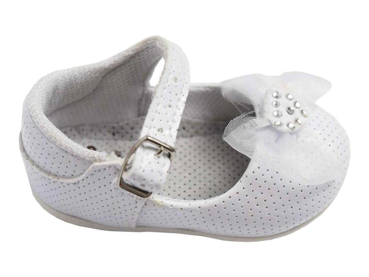 Sapato Boneca Laço Beakid