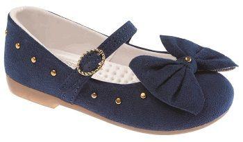 Sapato Pricesa Marinho - Pimpolho