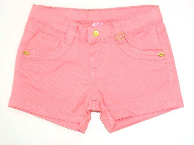 Shorts Colors Rosa Lilica Ripilica