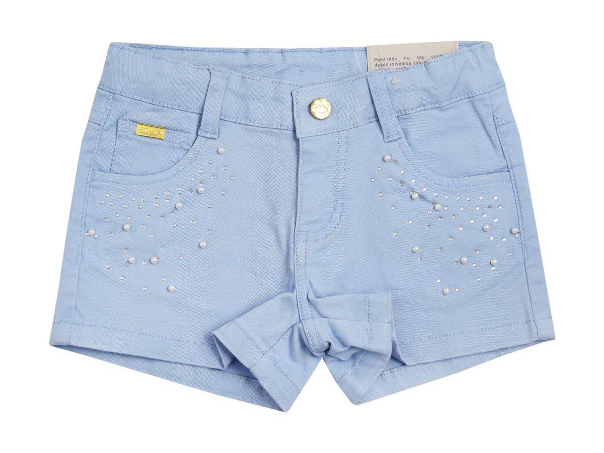 Shorts Lilica Ripilica Azul