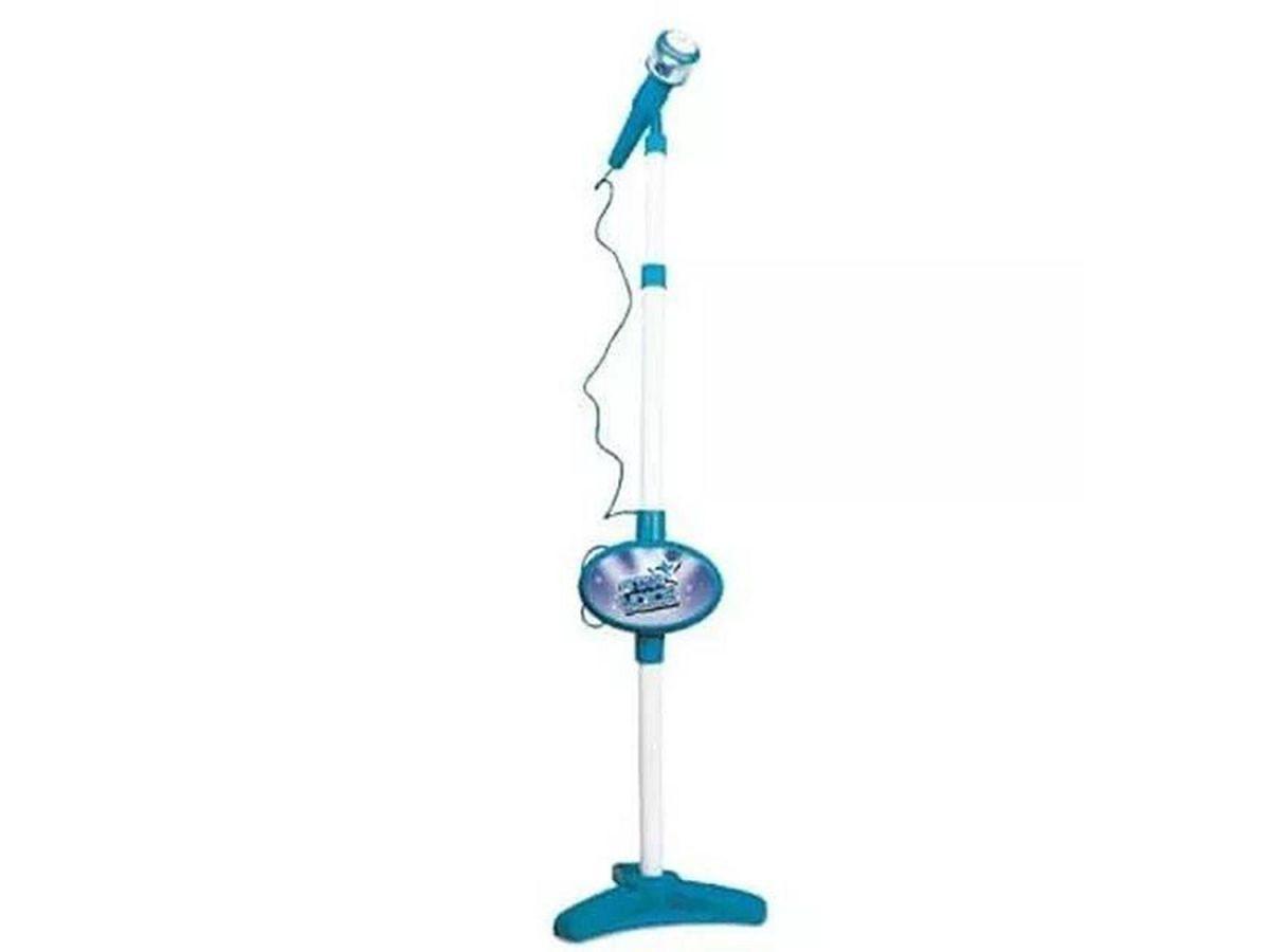Star Voice Microfone Azul Zoop Toys ZP00220