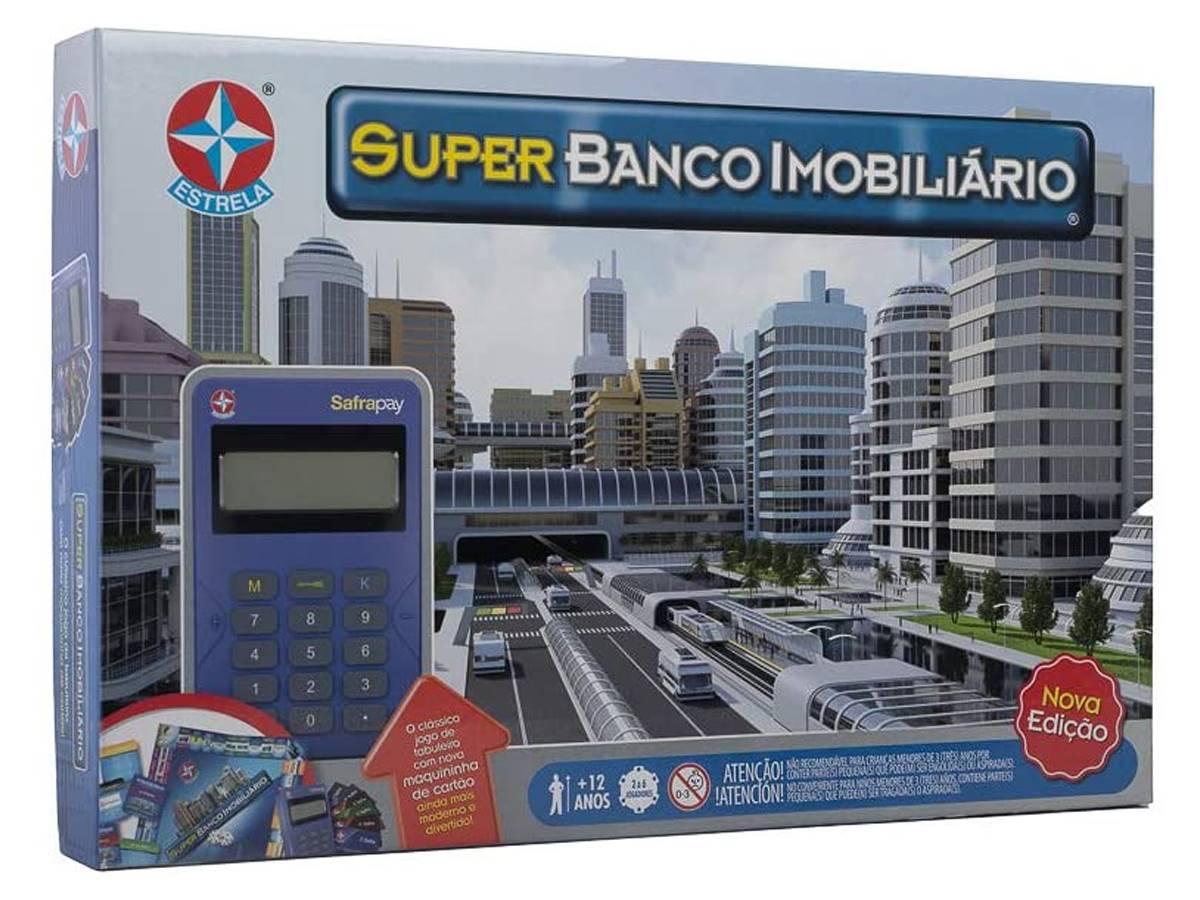 Super Banco Imobiliário Estrela 1201602800034