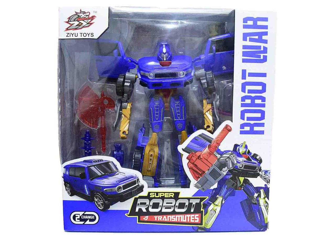 Super Robo Transmutes ASH153396
