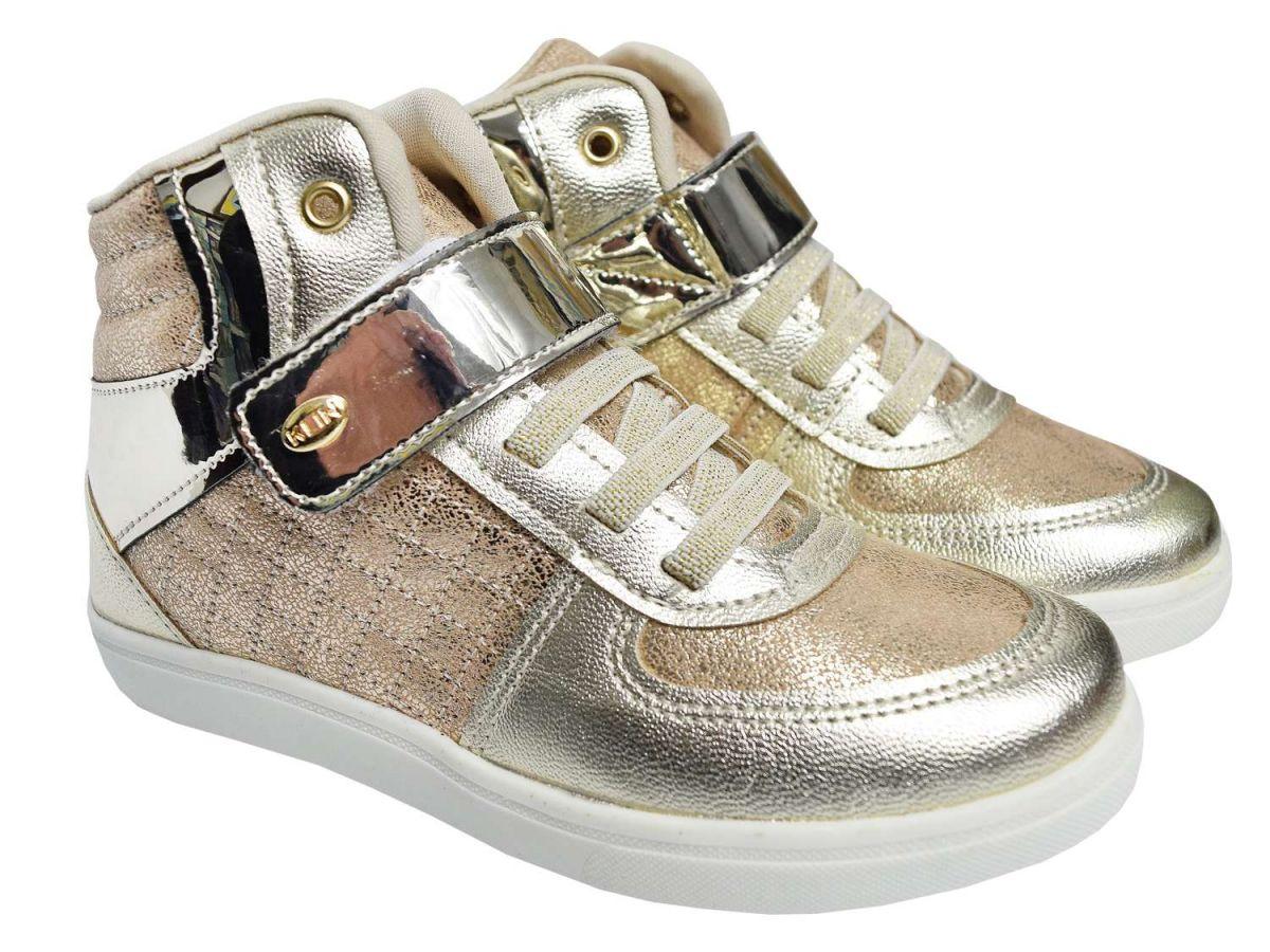 Tênis Sneakers com Velcro Klin