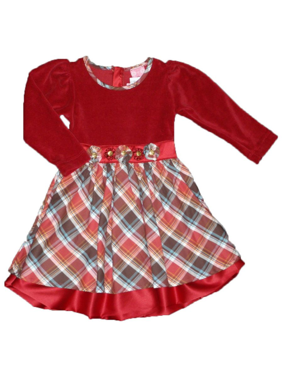 Vestido Infantil Big Play