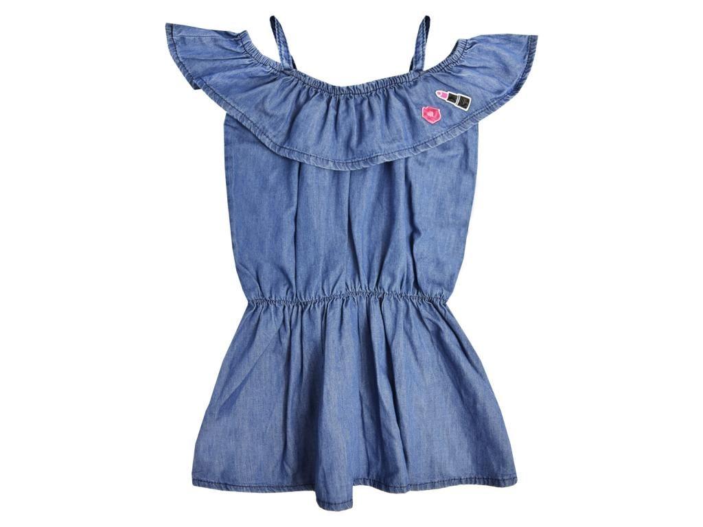Vestido Jeans Le Petit