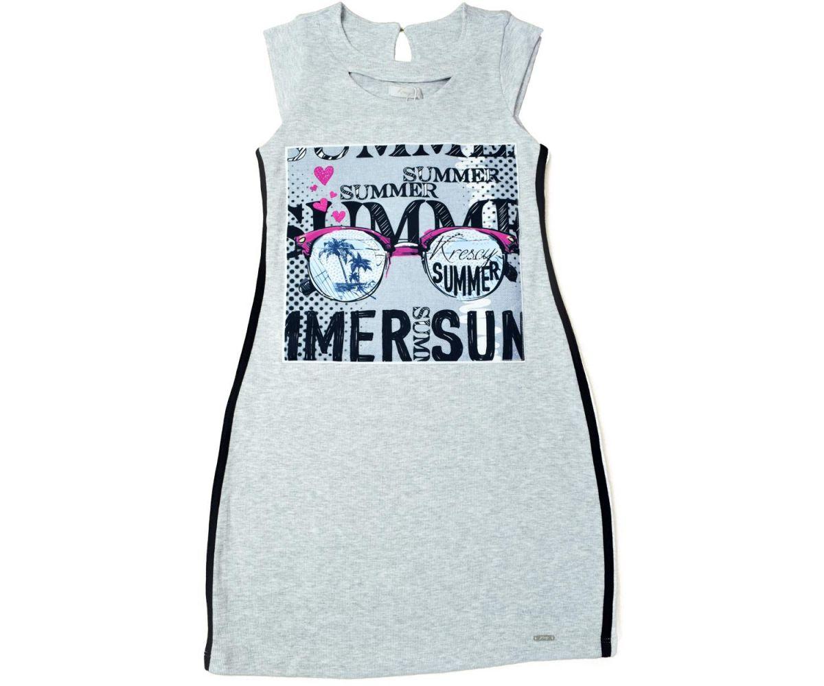 Vestido Krescy Malha Summer - By Kukixo K2411