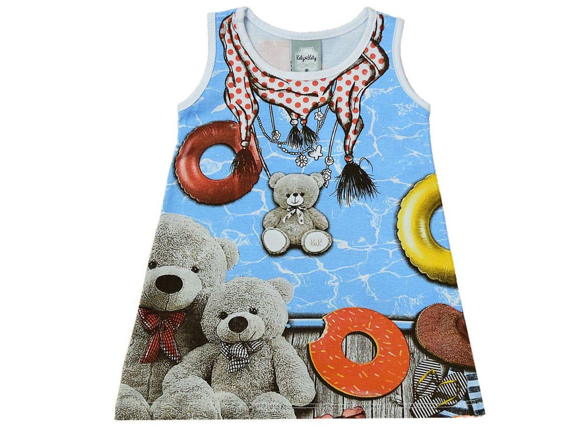 Vestido Urso 010150006