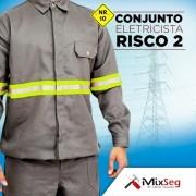 Kit para Eletricista Risco 2 sem Bota