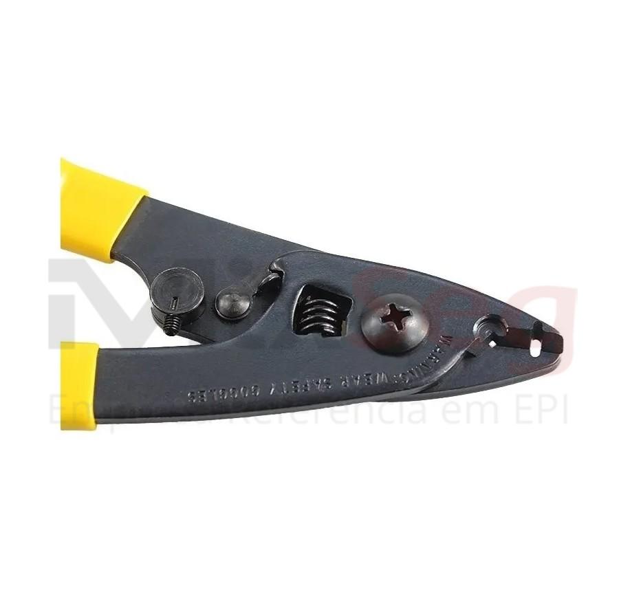 Alicate Decapador Fibra Óptica Ftth Furos Cfs-2