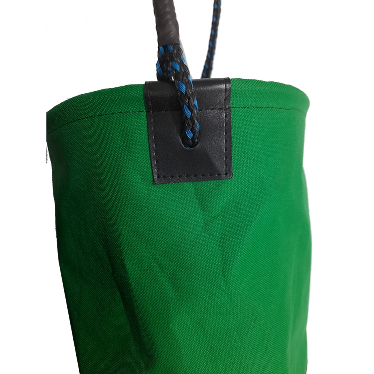 Balde de Nylon Verde