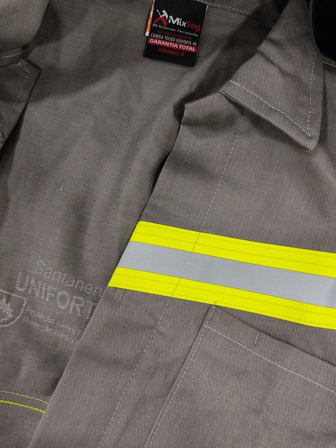 Camisa Antichama NR10 Risco 2